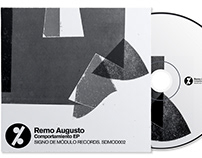 Cover art for Signo de módulo records