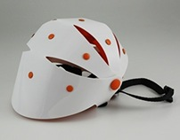 Helmet-B Bicycle Helmet for La MAÏF Design Competition