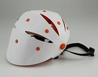 Helmet-B Bicycle Helmet for La MAÏF Design Competition