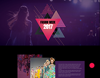 Buzzware - Fashion Week & Beauty Event HTML5 Responsive
