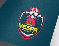 Modern Vespa Malaysia Logo