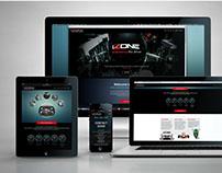 Brochure & website for iZone