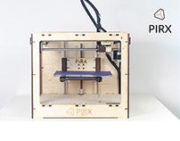 Pirx 3d Printer - Branding