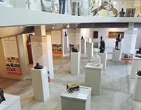 Monumentaliteit (Monumentality) Exhibition