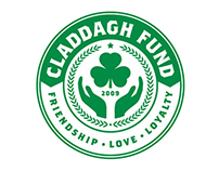 Claddagh Fund Logo & T-Shirt