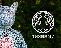 Tikxvami - Logo Brand Identity
