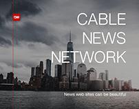 CNN - News portal redesign