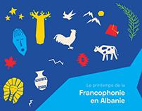 Le printemps de la Francophonie en Albanie 2020