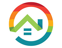 The Noble Team LGBT Real Estate Logo