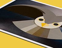 // Birds Postcards