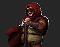 The Shadowlands - Desert Dwarf
