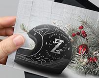 RevZilla.com Holiday Card