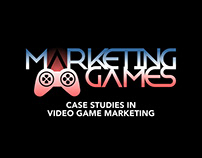 Marketing Games | Logo Design