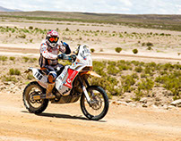 Dakar Rally 2015 Team Mongolia