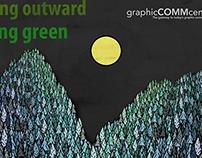 graphicCOMMcentral Postcard