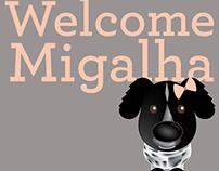Migalha - Ilustração