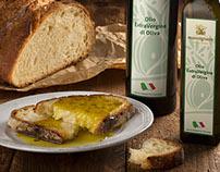 Oliva Oil : Olio d' Oliva extra vergine Monsignore