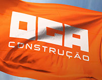 OGA - Construções - Rebrand