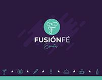 Fusionfé Eventos - Branding