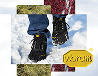 Vibram FiveFingers | Fashion Styling + Photography