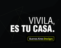 Web Responsive Buenos Aires Design