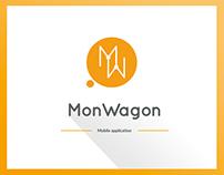 Mon Wagon : Design d'application