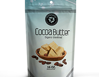 Cocoa Butter Packaging Design