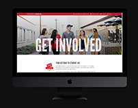 Get Invloved Website