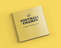 Catálogo futbolines Football Champs