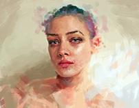 Portrait study 🎠