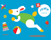 Jump Park — Brand Identity