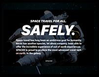 Spaced UI Challenge Content Block