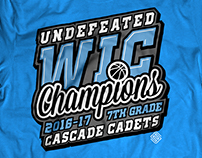 WIC Champs Shirt