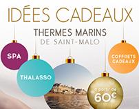 Poster Gift ideas - Les Thermes Marins de Saint-Malo