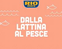 Rio Mare: dalla lattina al pesce