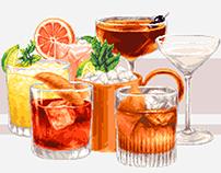 Bar Favourite Cocktails
