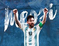 Lionel Messi | Poster