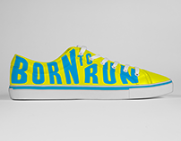 Fresh Kicks - Skate Shoe Mock-Up