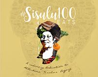 Ma' Sisulu 100 honorary menu