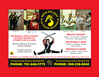 MARTIAL ARTS CENTER FOR PERSONAL DEVELOPMENT
