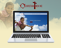 Christian Men Inc website