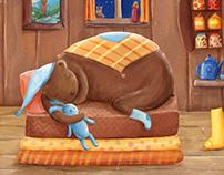 Мишины сны / Bear dreams