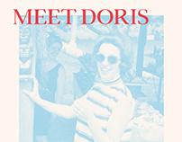 Doris - A typeface