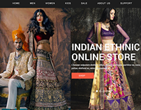 Indian Ethnic Store