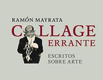 Libro «Collage errante. Escritos sobre arte»