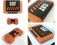 CAT Console Industrial Prototype