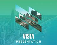 Vista Creative Powerpoint Template