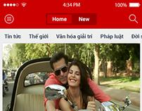 App News, App Newspages, App Breaking News, News Videos