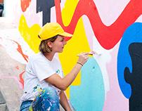 Mural / Vincles