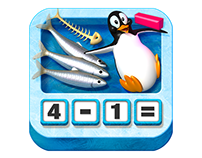 Subtracting Sardines for iPhone, iPad and Mac